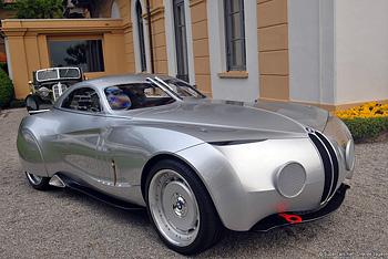 2006 BMW Mille Miglia Coupe Concept