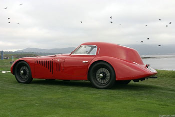1938 Alfa Romeo 8C 2900 B LeMans