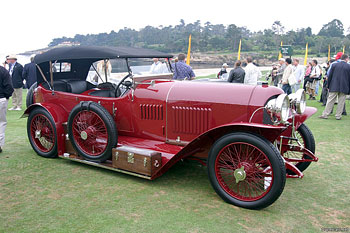 1913 Benz 82/200HP Snutsel Touring