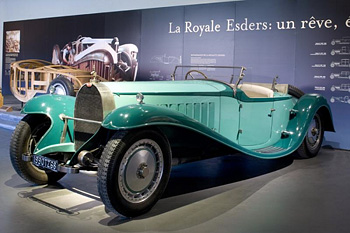1932 Bugatti Type 41 Royale «Esders» Roadster