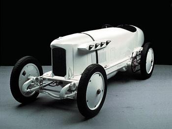 1909 Benz 200HP «Blitzen Benz»