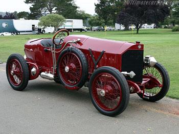 1911 Isotta Fraschini KM4