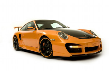 2007 TechArt Porsche 911 GTstreet