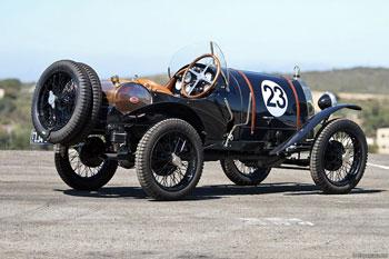 1921 Bugatti Type 13 Brescia