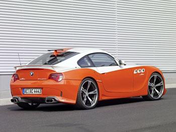 2007 AC Schnitzer Z4 Profile Concept