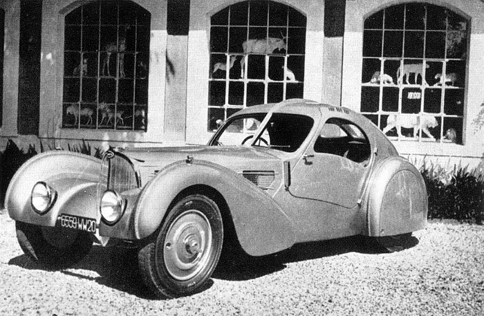 1936 Bugatti Type 57sc Atlantic Carpedia