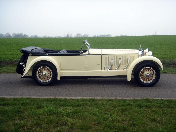 1927 mercedes benz 680s tourenwagen sindelfingen carpedia. Black Bedroom Furniture Sets. Home Design Ideas