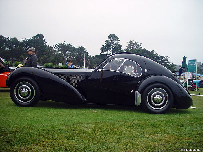 1936 Bugatti Type 57sc Atlantic Carpedia