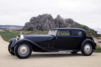 1932 Bugatti Type 41 Royale Kellner Coupe