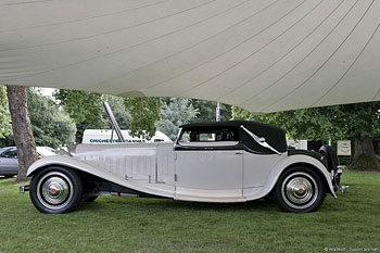 1931 Bugatti Type 41 Royale Weinberger Cabriolet