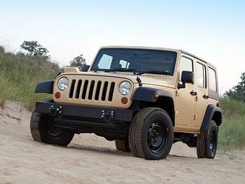 2008 Jeep J8