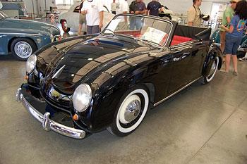 1953 Volkswagen Dannenhauer & Stauss Cabriolet