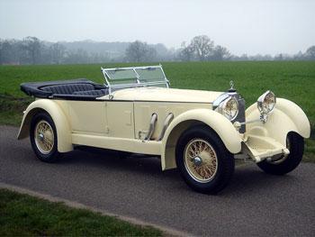 1927 Mercedes-Benz 680S Tourenwagen Sindelfingen