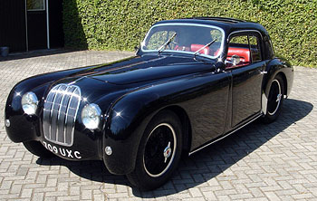 1949 Talbot-Lago T26 Grand Sport Dubos Coupe