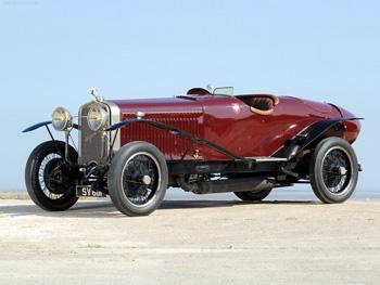 1922 Hispano Suiza Boulogne