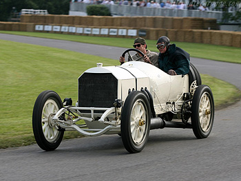 1908 Mercedes 140 HP Grand Prix
