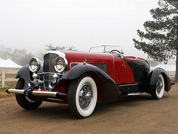 1932 Duesenberg J Figoni Speedster