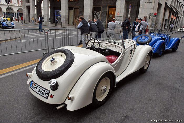 1936 Bmw 328. 1936 BMW 328 Roadster