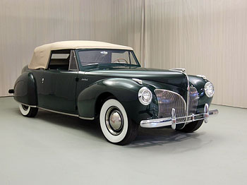 1940 Lincoln Continental Mark I