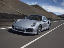 Porsche представил новые 911 Turbo и 911 Turbo S